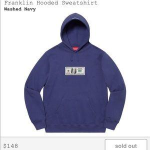 Franklin Supreme Hoodie Sweatshirt